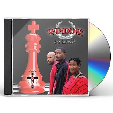 Body WISDOM CHAMPIONS CD