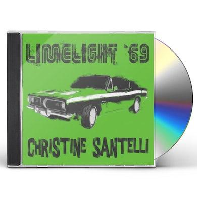 Christine Santelli LIMELIGHT 69 CD