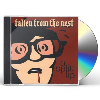 Fallen from the Nest SPLIT LIP (RARE LIVE & UNRELEASED TRACKS) CD