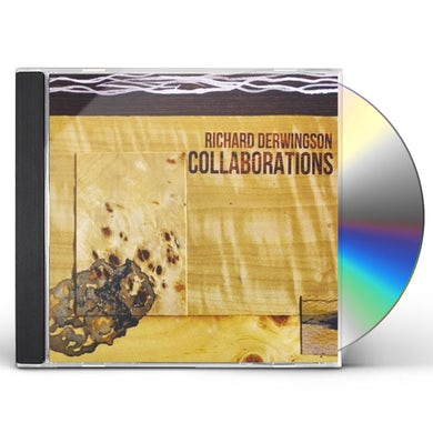 Richard Derwingson COLLABORATIONS CD