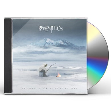 Redemption SNOWFALL ON JUDGMENT DAY (RE-RELEASE) CD