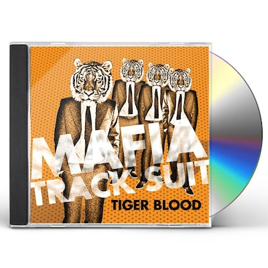 The Quill TIGER BLOOD CD