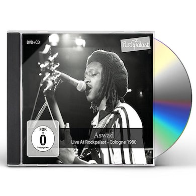 Aswad LIVE AT ROCKPALAST - COLOGNE 1980 CD