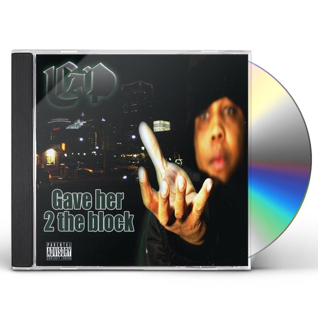 Cap GAVE HER 2 THE BLOCK CD