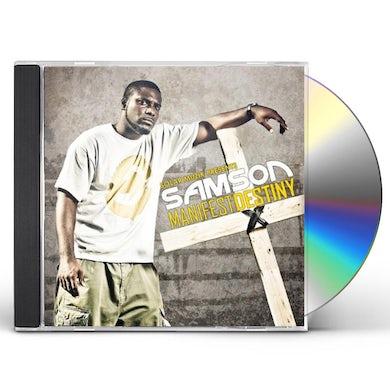 Samson MANIFEST DESTINY CD