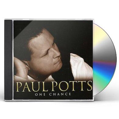 Paul Potts ONE CHANCE CD