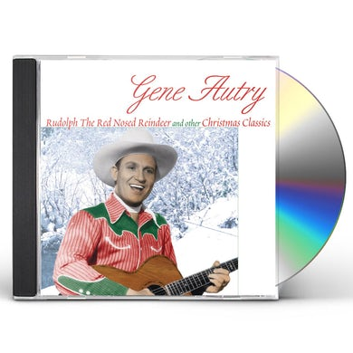 Gene Autry RUDOLPH RED NOSED REINDEER OTHER CHRISTMAS CLASSIC CD