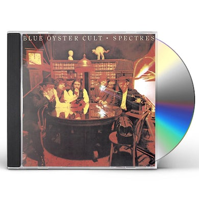 Blue Oyster Cult SPECTRES CD