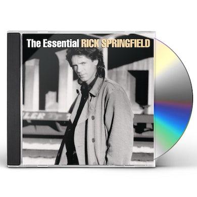 ESSENTIAL RICK SPRINGFIELD CD