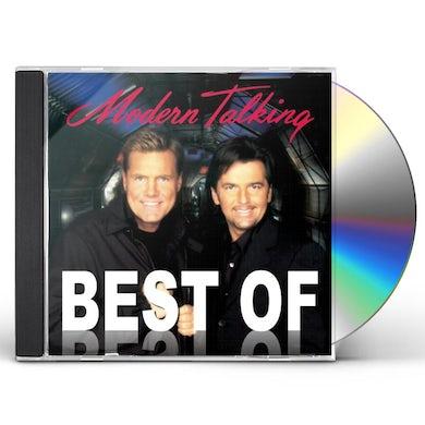 Modern Talking BEST OF CD
