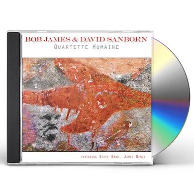 Bob James QUARTETTE HUMAINE CD