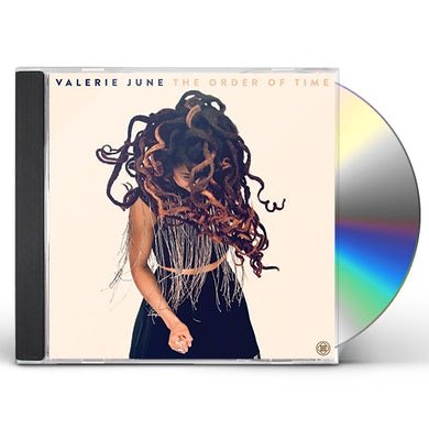 Valerie June ORDER OF TIME CD