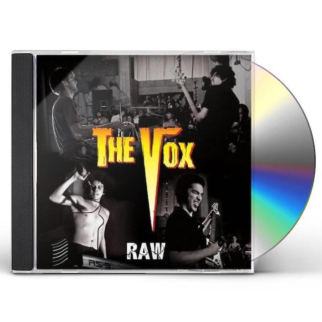 Vox RAW CD