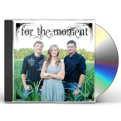 For The Moment CD