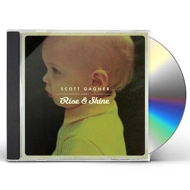 Scott Gagner RISE & SHINE CD