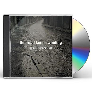 Ran Blake ROAD KEEPS WINDING: TRIBUTE TO ABBY LINCOLN II CD
