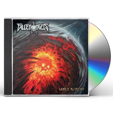 Fallen Angels WORLD IN DECAY CD