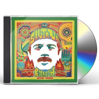 Santana CORAZON CD