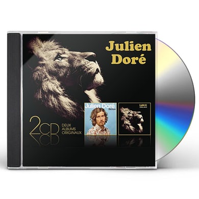 Julien Dore LOVE / BICHON CD