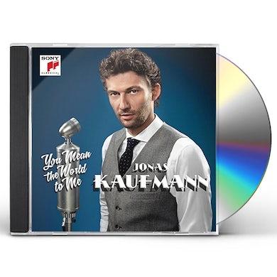 Jonas Kaufmann YOU MEAN THE WORLD TO ME CD