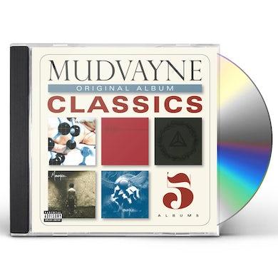 Mudvayne ORIGINAL ALBUM CLASSICS CD