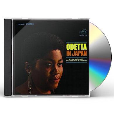 ODETTA IN JAPAN (LIVE) CD