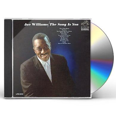 Joe Williams SONG IS YOU CD