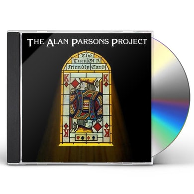 Alan Parsons Project TURN OF A FRIENDLY CARD: LEGACY EDITION CD