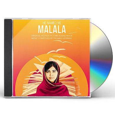 HE NAMED ME MALALA / O.S.T. HE NAMED ME MALALA / Original Soundtrack CD