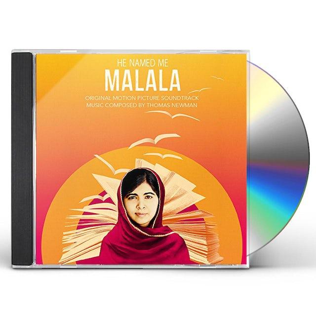 HE NAMED ME MALALA / O.S.T.