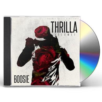 Boosie Badazz THRILLA VOL. 1 CD
