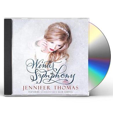 Jennifer Thomas WINTER SYMPHONY CD