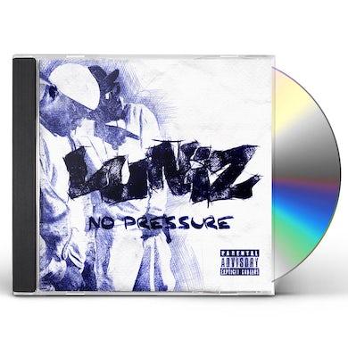 Luniz NO PRESSURE CD