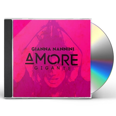 Gianna Nannini AMORE GIGANTE CD