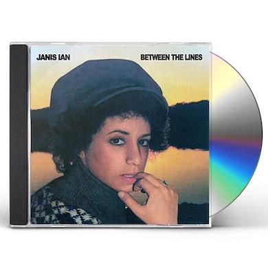 Janis Ian BETWEEN THE LINES CD