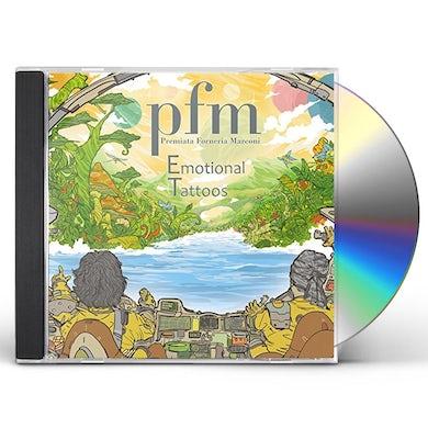Pfm EMOTIONAL TATTOOS (ITALIAN VERSION) CD
