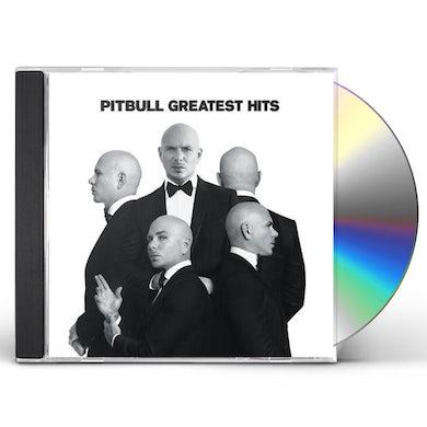 Pitbull Greatest Hits CD