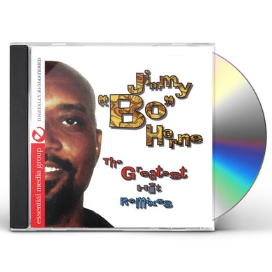Jimmy Bo Horne GREATEST HITS REMIXES CD