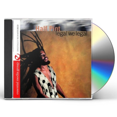 LEGAL WE LEGAL CD