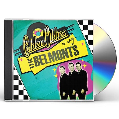 Belmonts GOLDEN OLDIES CD