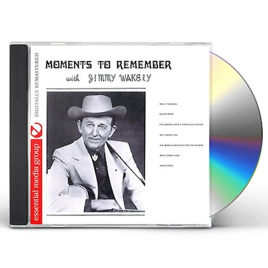 Jimmy Wakely MOMENTS TO REMEMBER CD