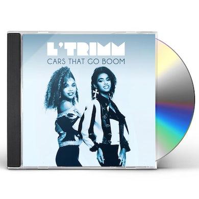 L'Trimm CARS THAT GO BOOM CD