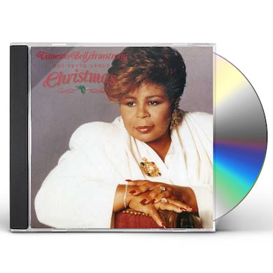 Vanessa Bell Armstrong TRUTH ABOUT CHRISTMAS CD