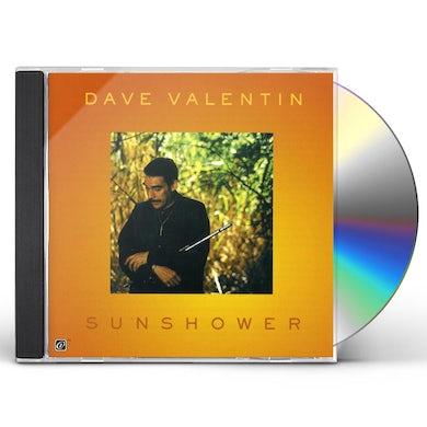 Dave Valentin SUNSHOWER CD