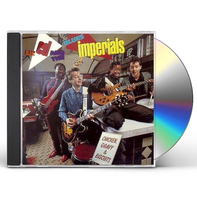 Lil Ed & The Blues Imperials