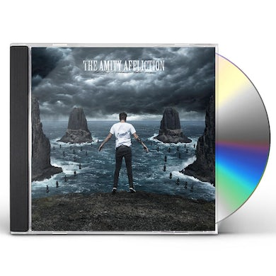 The Amity Affliction LET THE OCEAN TAKE ME CD