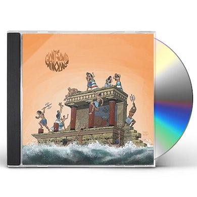 Giant Squid MINOANS CD