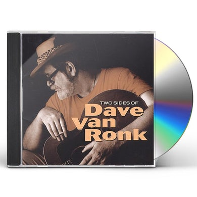 TWO SIDES OF DAVE VAN RONK CD