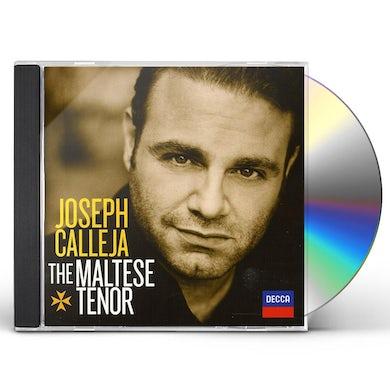 Joseph Calleja MALTESE TENOR CD