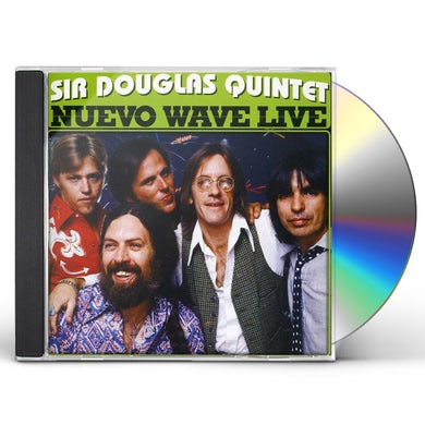 Douglas Quintet NUEVO WAVE LIVE CD